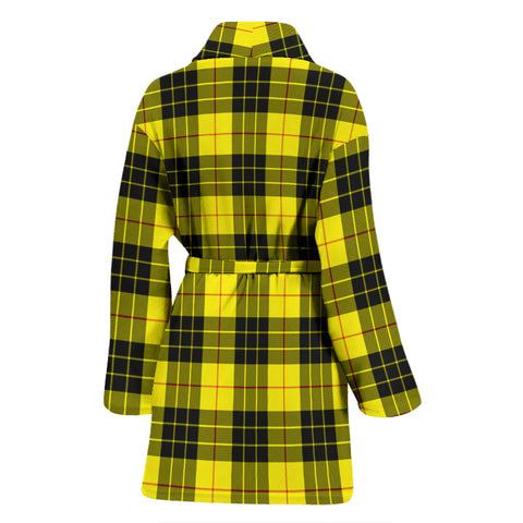 Macleod Of Lewis Modern Tartan Women's Bath Robe - BN03