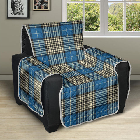 Napier Ancient Tartan Recliner Sofa Protector | Tartan Home Set