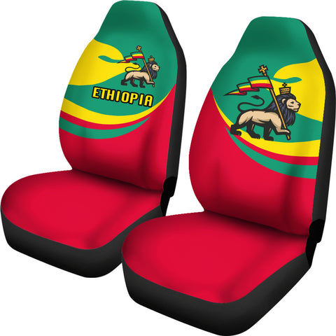 Image of Ethiopia Car Seat Covers Proud Version K4