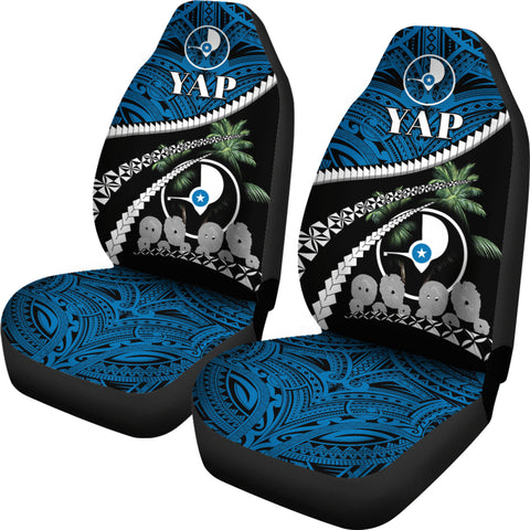 Yap Car Seat Covers - Road to Hometown K4