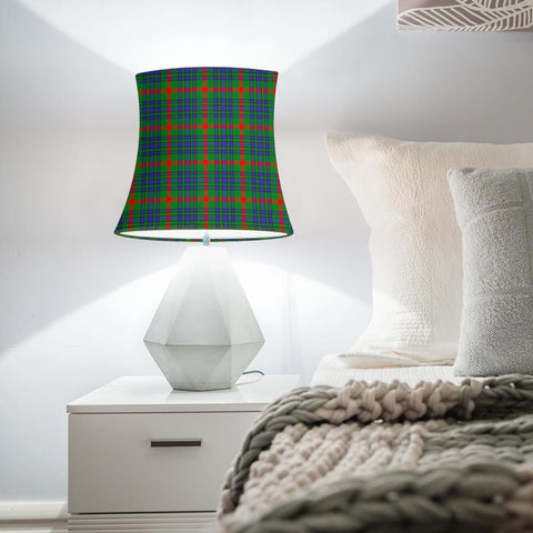 Image of Aiton Tartan Drum Lamp Shade HJ4