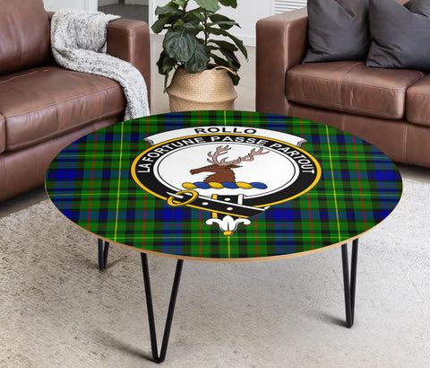 Rollo Clans Cofee Table BN
