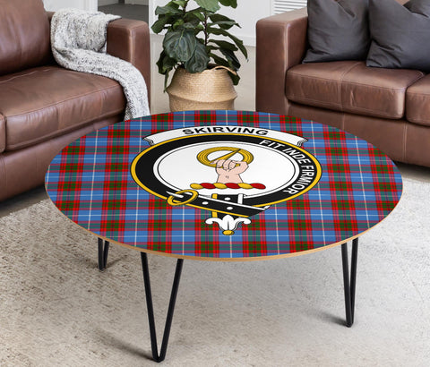 Skirving Clans Cofee Table BN