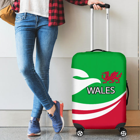 Wales Luggage Covers Proud Version