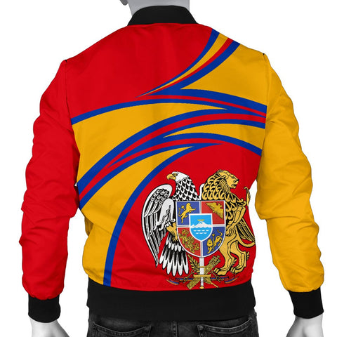Armenia Men's Bomber Jacket A15