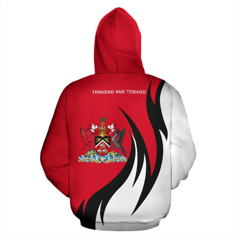 Image of Trinidad and Tobago Hoodie (Zip)