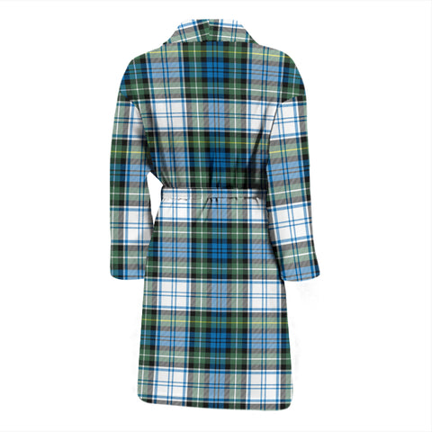 Campbell Dress Ancient Bathrobe - Men Tartan Plaid Bathrobe Universal Fit