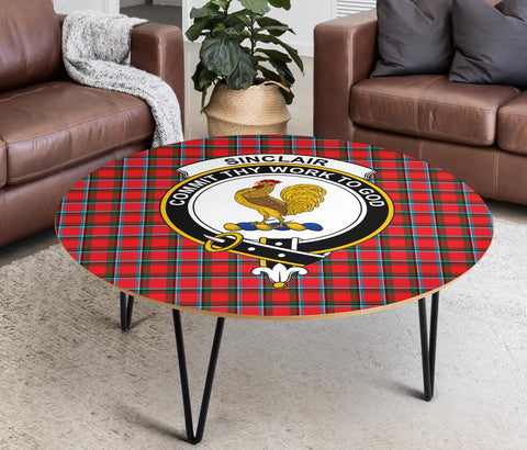 Sinclair Clans Cofee Table BN