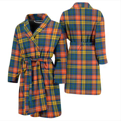 Buchanan Ancient Tartan Men's Bathrobe - BN04