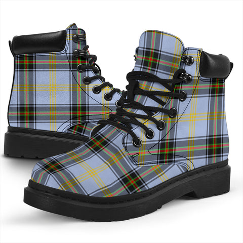 Bell of the Borders  Tartan All-Season Boots HJ4