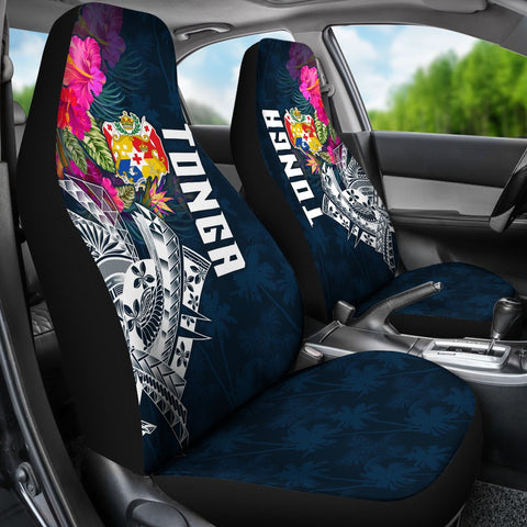 Tonga Car Seat Covers - Summer Vibes