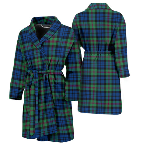 Baird Ancient Tartan Men's Bathrobe - BN04