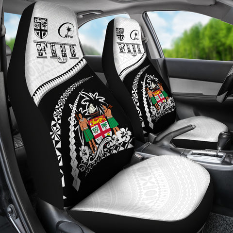Fiji Car Seat Covers - Road to Hometown K4