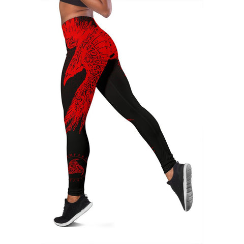 Image of Vikings Leggings Muninn A7