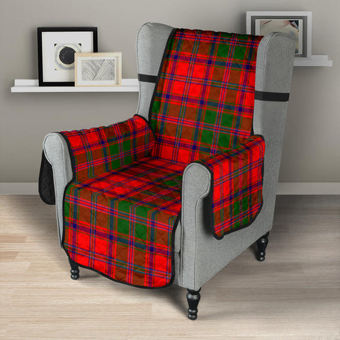 Image of Stewart of Appin Modern Tartan Chair Sofa Protector K7