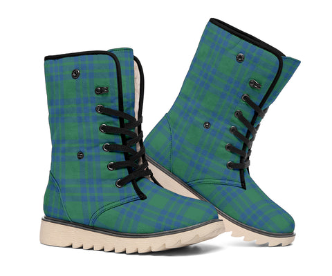 Image of Montgomery Ancient Tartan Boots