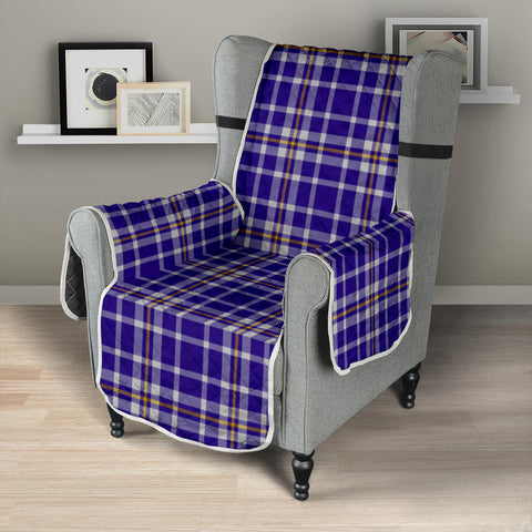 Image of Ochterlony Tartan Chair Sofa Protector K7