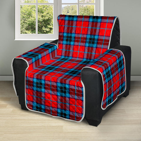 Image of MacTavish Modern Tartan Recliner Sofa Protector | Tartan Home Set