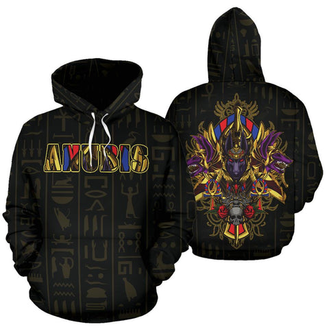 Image of Egypt Hoodie - God Anubis