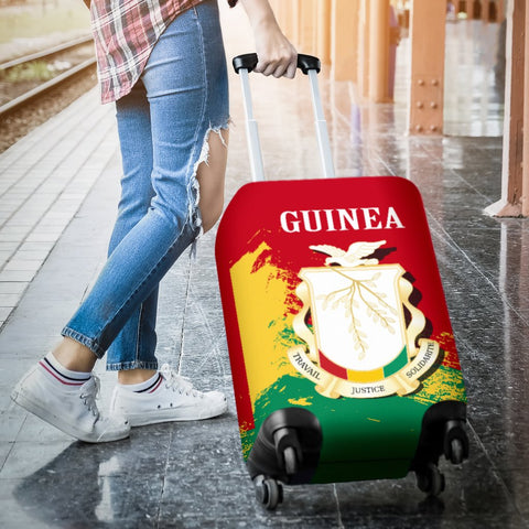 Image of Guinea Special Luggage Covers A7