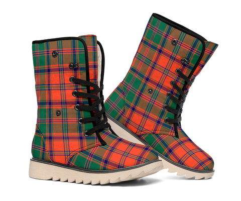 Image of Stewart of Appin Ancient Tartan Boots