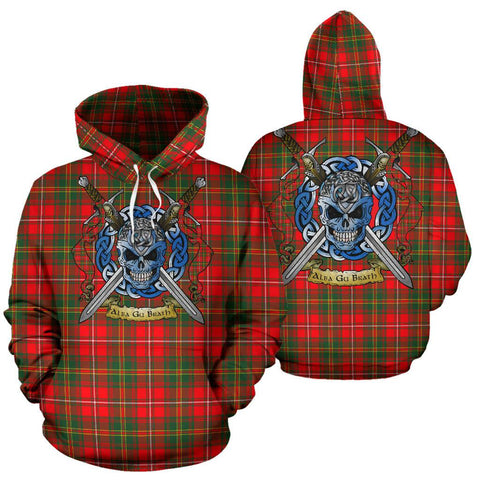 Hay Modern Tartan Hoodie Celtic Scottish Warrior A79 | Over 500 Tartans | Clothing | Apaprel