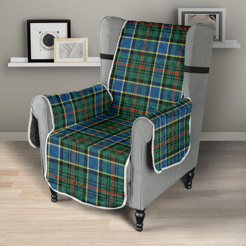 Ogilvie Hunting Ancient Tartan Chair Sofa Protector K7