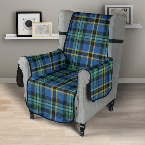 Weir Ancient Tartan Chair Sofa Protector K7
