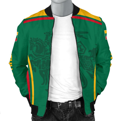 Lithuania Bomber Jacket Active Warrior A15