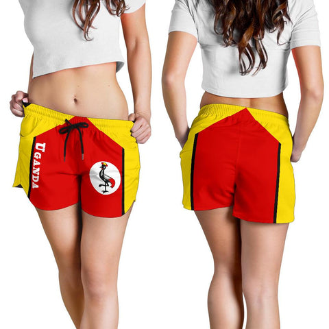 Uganda Shorts - Rising (Women) A02