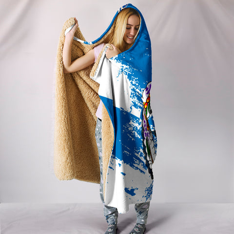 Northern Mariana Islands Special Hooded Blanket A7 | Love The World