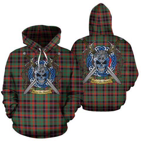 Cumming Hunting Ancient Tartan Hoodie Celtic Scottish Warrior A79 | Over 500 Tartans | Clothing | Apaprel