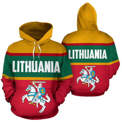 Image of Lithuania Hoodie In Me