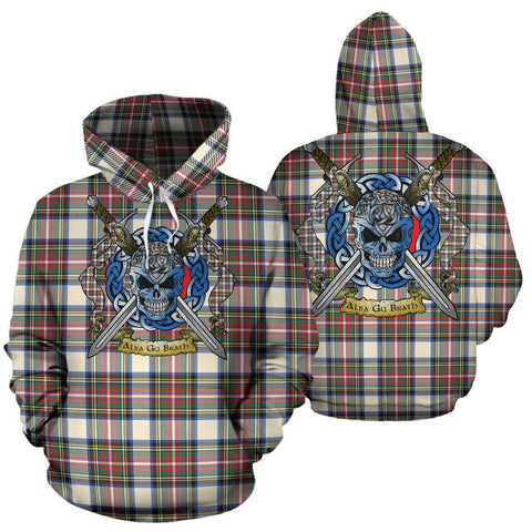 Stewart Dress Ancient Tartan Hoodie Celtic Scottish Warrior A79 | Over 500 Tartans | Clothing | Apaprel