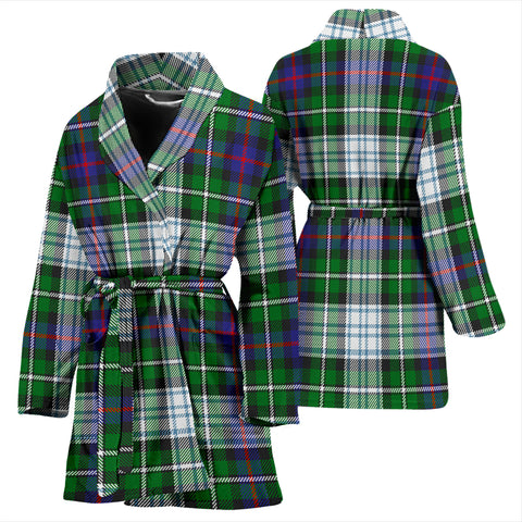 Mackenzie Dress Modern Tartan Women's Bath Robe - BN03