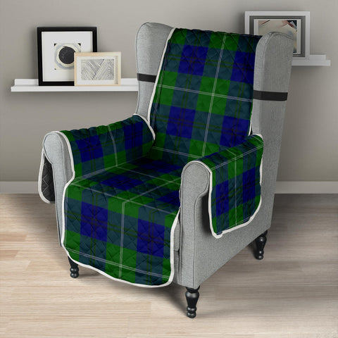Image of Oliphant Modern Tartan Chair Sofa Protector K7