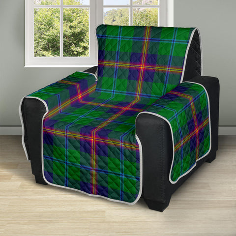 Image of Young Modern Tartan Recliner Sofa Protector A9 copy