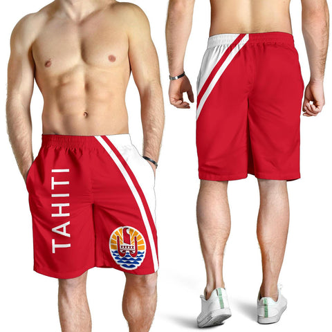 Tahiti Men's Short - Curve Version - BN04
