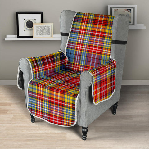 Ogilvie of Airlie Ancient Tartan Chair Sofa Protector K7