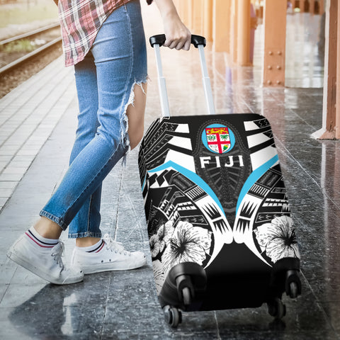 Fiji Tattoo Luggage Covers K9