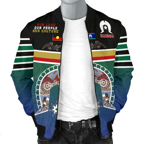 Aboriginal Bomber Jacket