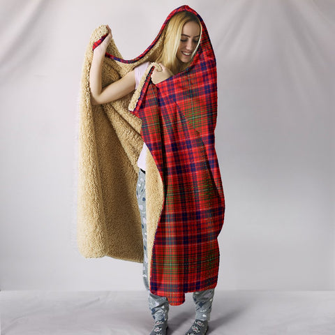 Lumsden Modern, hooded blanket, tartan hooded blanket, Scots Tartan, Merry Christmas, cyber Monday, xmas, snow hooded blanket, Scotland tartan, woven blanket