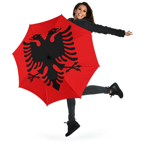 Albania Umbrella Original Flag A7