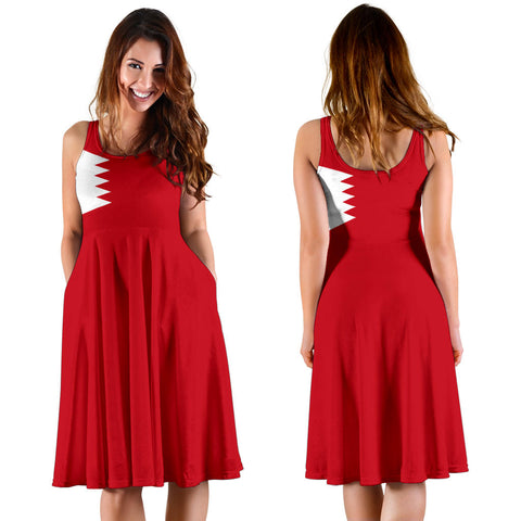 Bahrain Dress Original Flag A7