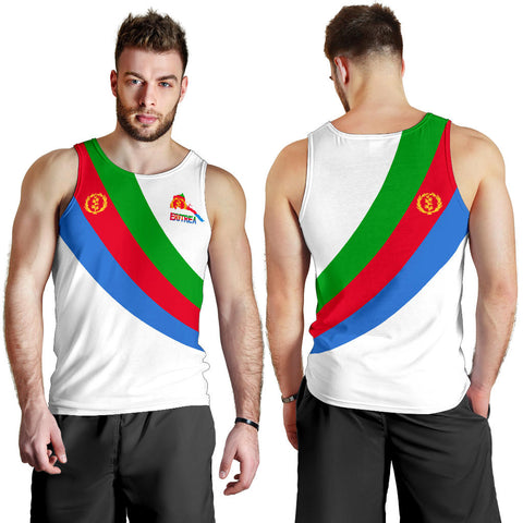 Image of Eritrea Tank Top Special Flag A7