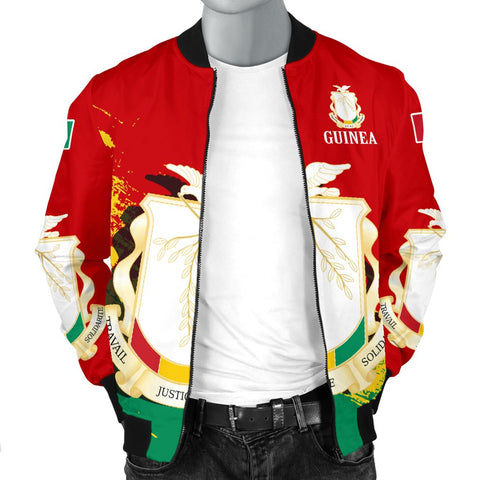 Image of Guinea Special Men's Bomber Jacket A7
