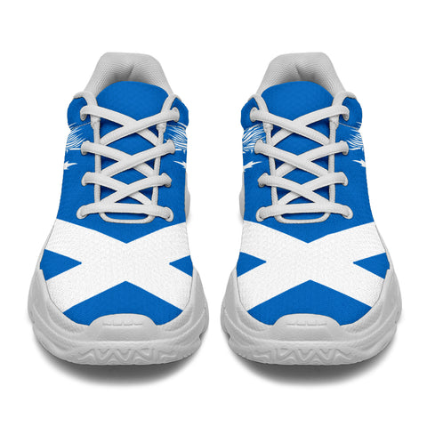 Scottish Thistle Chunky Sneakers NN7