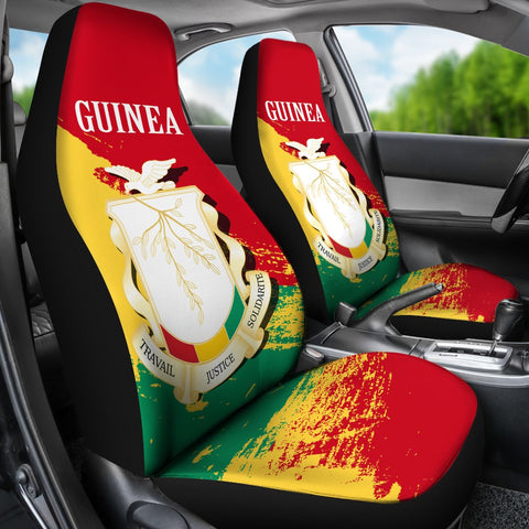 Image of Guinea Special Car Seat Covers A7