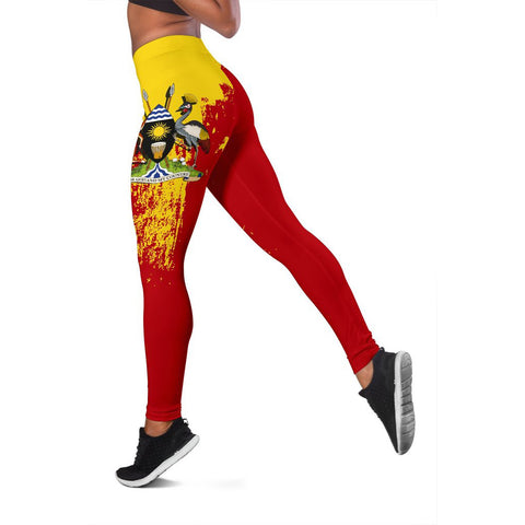 Image of Uganda Special Leggings A7