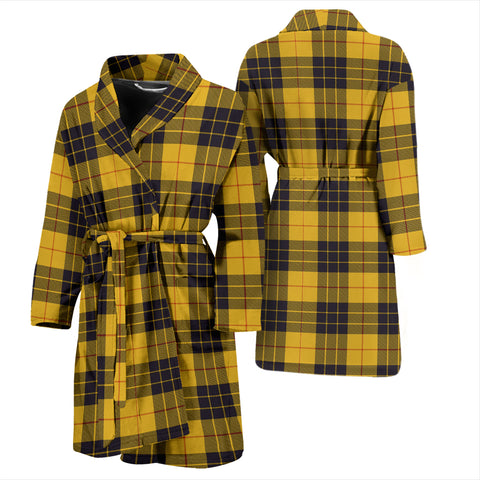 MacLeod Of Lewis Ancient Tartan Men's Bath Robe - BN04